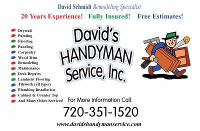 Image Gallery handyman ads